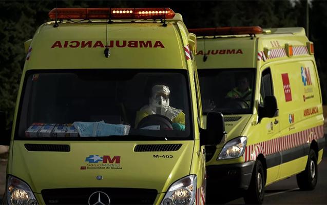 İspaniya koronavirusa yoluxma sayına görə İtaliyanı ötdü