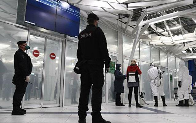 Rusiya bütün beynəlxalq uçuşları dayandırır
