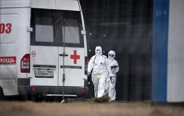Moskvada daha 71 nəfər koronavirusdan öldü