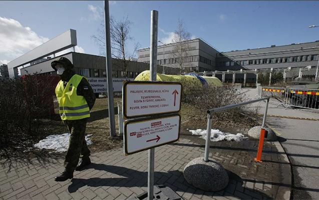 Estoniyada koronavirusa yoluxanların sayı 1000-i keçdi