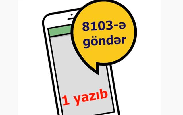 Küçəyə çıxmaq üçün SMS-lə icazə almağın qaydası - Video