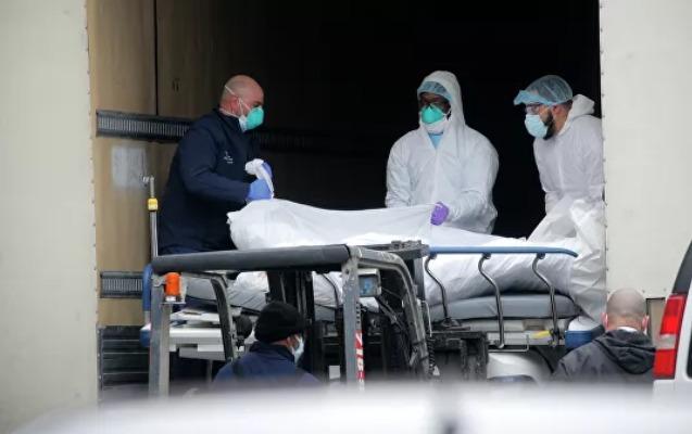 ABŞ-da koronavirusdan bir gündə 1600-dən çox adam öldü