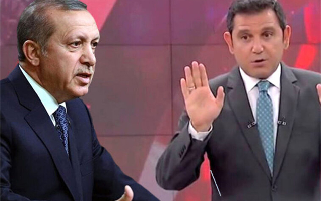 Ərdoğan Fatih Portakalı məhkəməyə verdi
