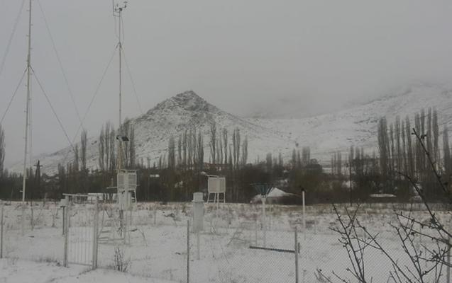 Rayonlarda yağış, dağlıq ərazilərdə qar yağıb