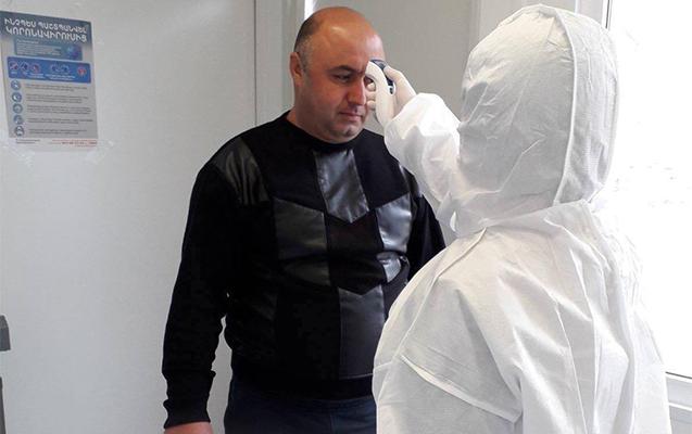 Dağlıq Qarabağda koronavirusa ilk yoluxma faktı qeydə alındı