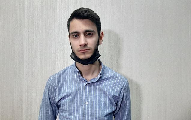 """""""8103""""dən gələn cavab SMS-in tarixini dəyişdi, həbs edildi"""