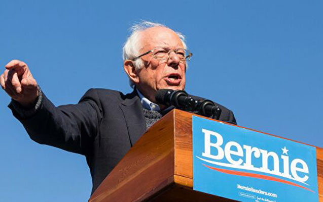 Sanders də prezidentlik yarışından çəkildi