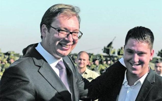 Serbiya prezidentinin oğlu koronavirusa yoluxdu
