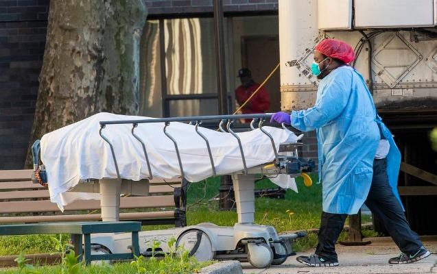 ABŞ-da koronavirus qurbanlarının sayına görə 3-cü antirekord