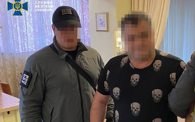 Maqsud Mahmudov Ukraynada saxlanıldı - Foto