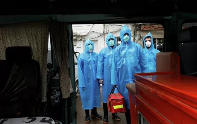 Pakistanda 200-dən çox insan koronavirusdan ölüb