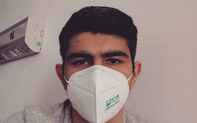 Bakıda həkim koronavirusa yoluxduğunu açıqladı - Video