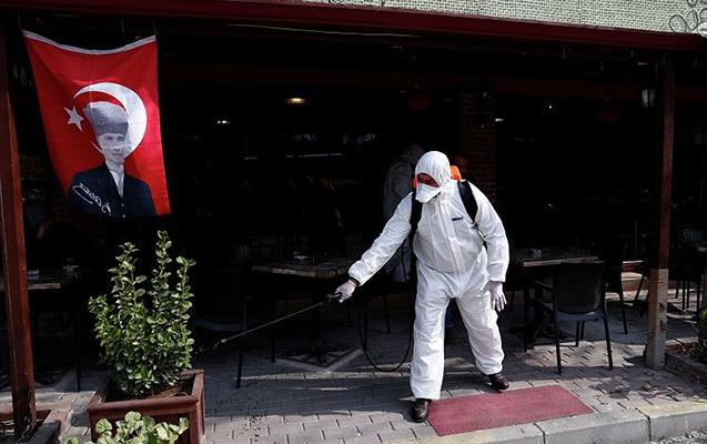 Türkiyədə koronavirusdan sağalanların sayı artır