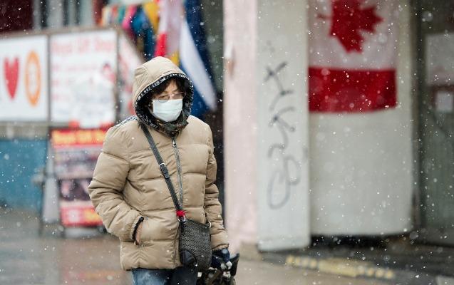 Kanadada koronavirusa yoluxanların sayı 40 mini ötdü