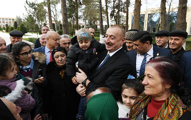 Vətəndaşlardan Prezidentə minnətdarlıq məktubları