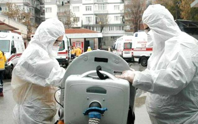 Türkiyədə bu gün 125 nəfər koronavirusdan öldü