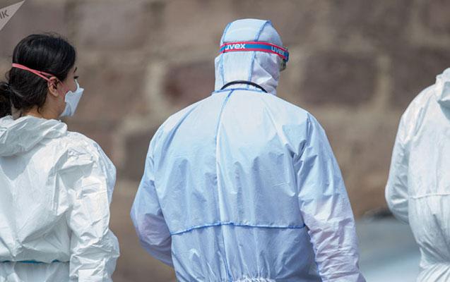 Ermənistanda koronavirusdan ölənlərin sayı 19 oldu
