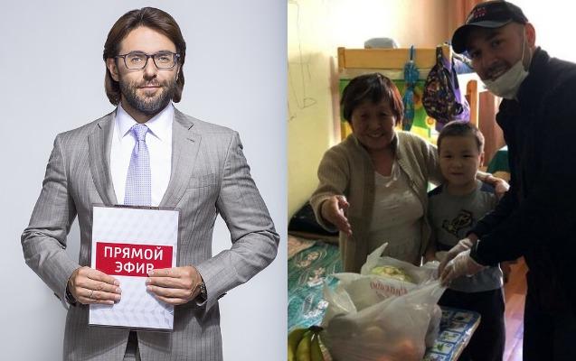 Malaxov verilişində Rusiyada ehtiyacı olanlara kömək edən azərbaycanlıdan danışdı