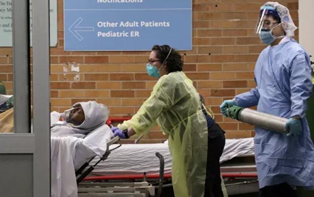 ABŞ-da son sutkada koronavirusdan 2 minə yaxın insan öldü