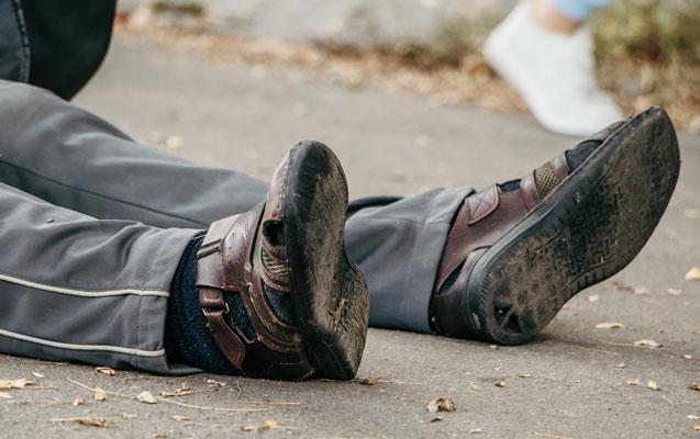 75 yaşlı Balakən sakinini maşın vurub öldürdü