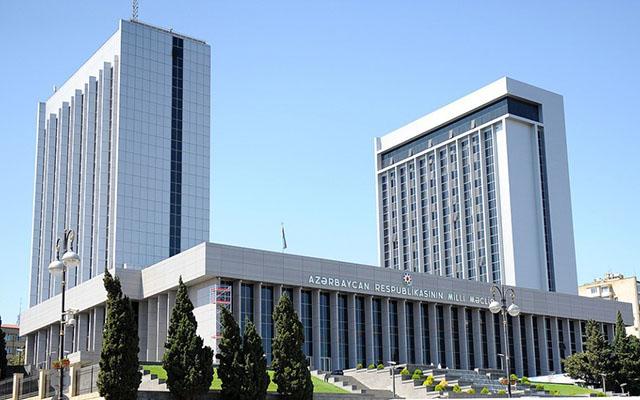 Milli Məclisin iclası çağırıldı