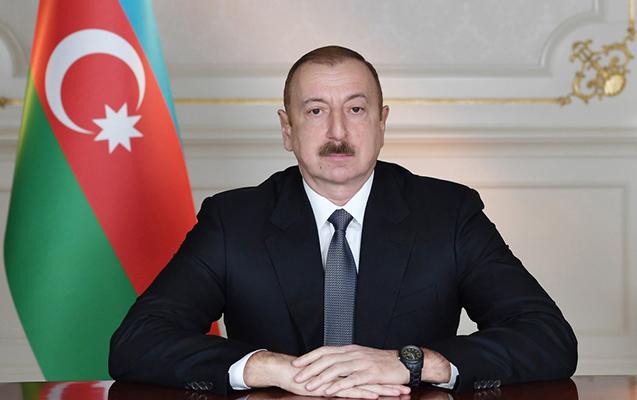 İlham Əliyev Tərtərlə bağlı sərəncam imzaladı