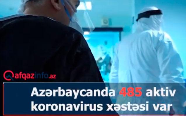 Yoluxanların sayı 3 milyona yaxınlaşır - Video