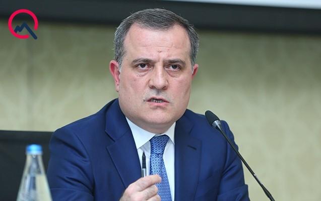 Prezidentlə görüşdə Ceyhun Bayramovun çıxışı