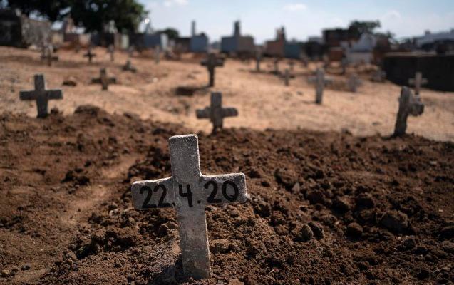 Braziliyada koronavirusdan ölənlərin sayı 4500-ü ötdü