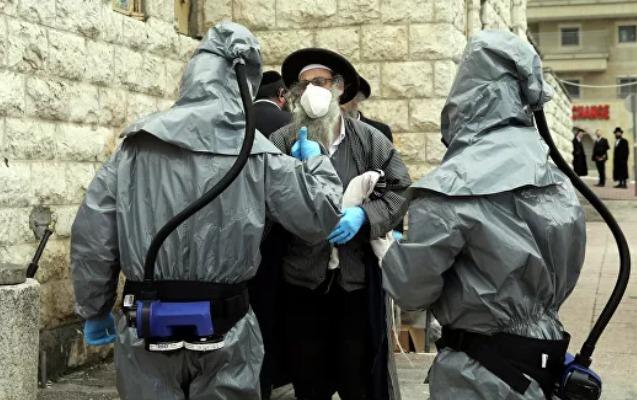 İsraildə koronavirusa yoluxanların sayı artdı