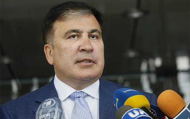 Saakaşvili Gürcüstana qayıdır
