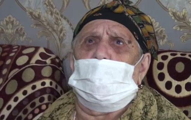 Azərbaycanda 92 yaşlı qadın koronavirusdan sağaldı