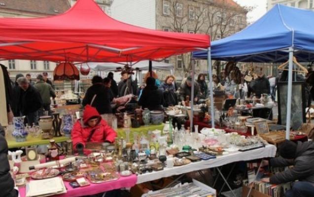 Avstriyada bazarda dava salan azərbaycanlılar həbs edildi