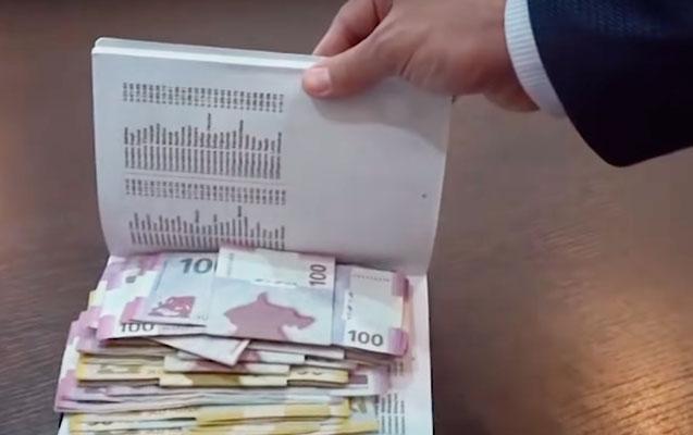 Vəzifəli şəxslərin 259 minlik korrupsiya əməli üzə çıxdı