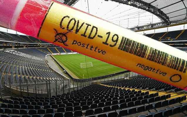 Bundesliqa klublarında 10 nəfərdə koronavirus aşkarlandı