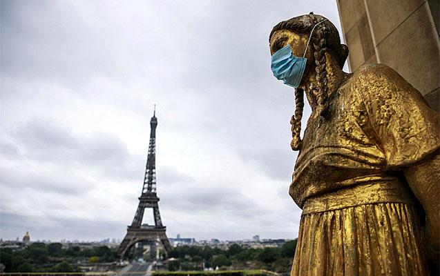 Fransada karantinin təkrar tətbiqi istisna edilmir