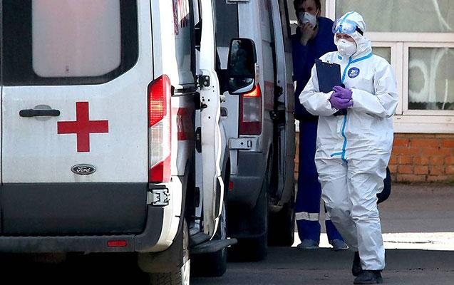 Moskvada koronavirusdan ölənlərin sayı 900-ü keçdi