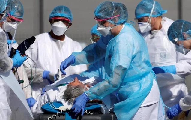 Fransada koronavirus qurbanlarının sayı artdı
