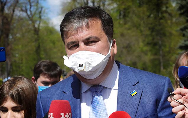 Zelenski Saakaşvilini vəzifəyə təyin etdi
