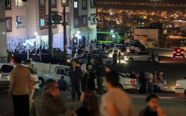 İranda güclü zəlzələ - 1 ölü, 11 yaralı + Yenilənib + Video