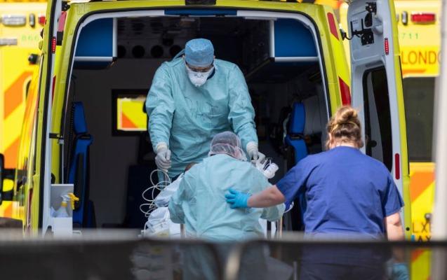 Britaniyada koronavirusdan ölənlərin sayı 40 mini ötdü