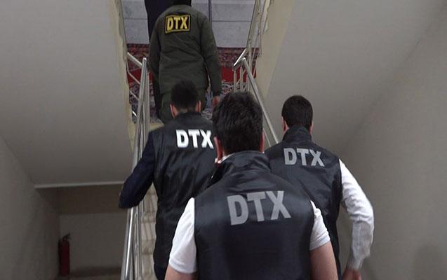DTX Dövlət Sərhəd Xidmətində əməliyyat keçirir