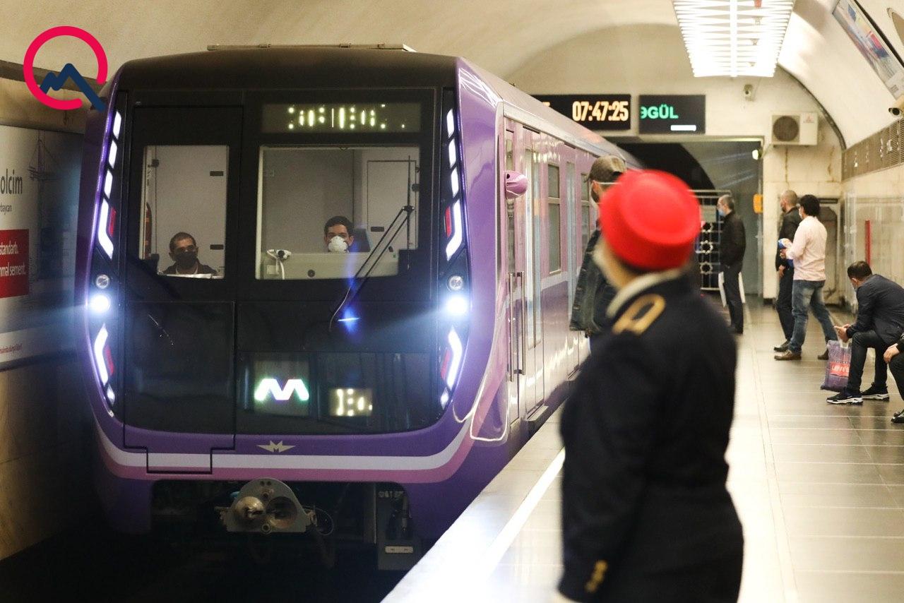 Metro avqustun 31-dək bağlı qalacaq - Video