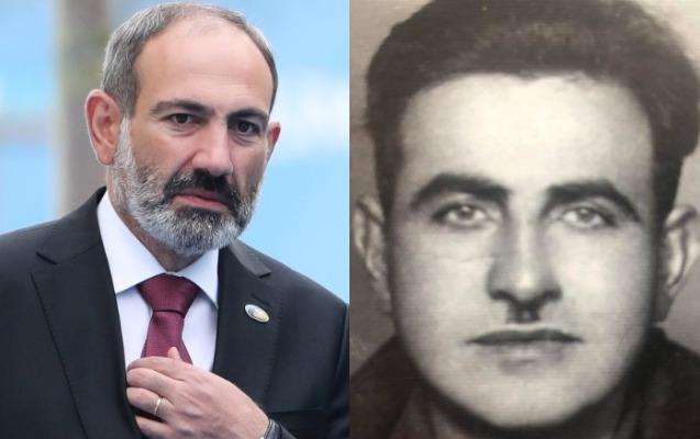 Paşinyan babasının şəklini paylaşdı - Faşistlərə xidmət etdiyi üzə çıxdı + Video + Fotolar