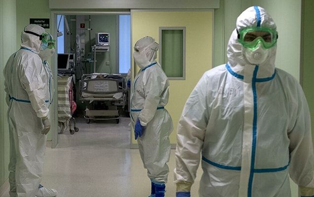 Moskvada koronavirusdan daha 64 nəfər öldü
