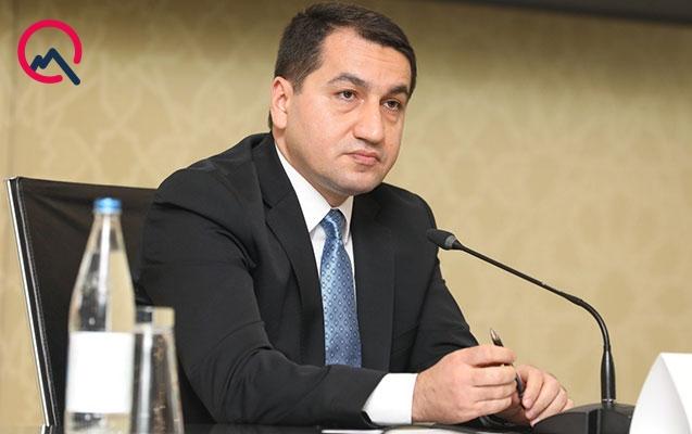 """""""Minsk formatı qalır, onu ləğv etmək niyyətimiz yoxdur"""""""