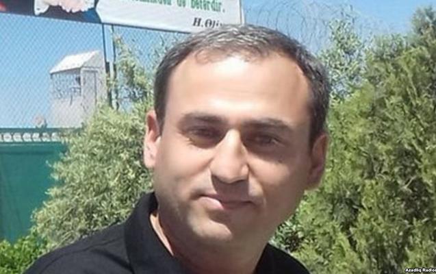 Əfqan Sadıqov həbs edildi