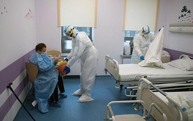 Moskvada daha 68 nəfər koronavirusdan öldü