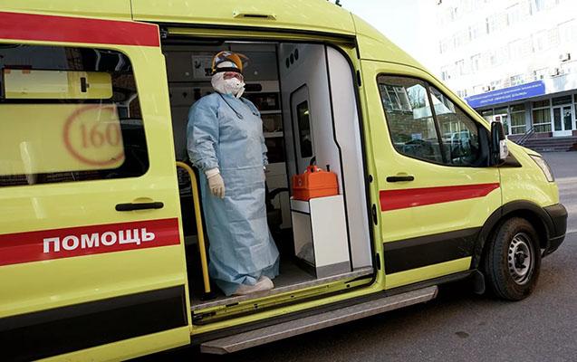 Rusiyada bir gündə koronavirusdan 127 nəfər öldü