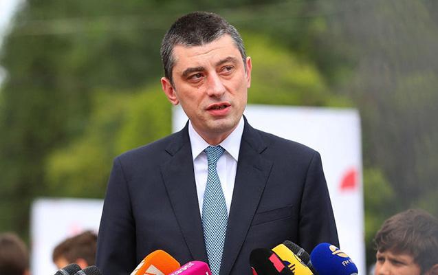 Gürcüstanın Baş Naziri Serbiya silahlarının daşınması xəbərinə aydınlıq gətirdi